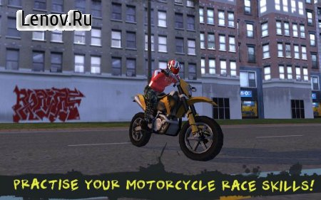 Furious City Motorcycle Racing v 1.3 (Mod Money)