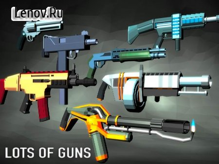 Overkill 3D v 1.9 Мод (Unlimited Golds/Cash/Ammo/No Reload)