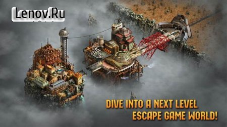 Escape Machine City v 1.63 Мод (Free Shopping)