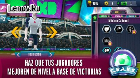 C.R.A.K.S. Fútbol 1.0.1 (Mod Money)