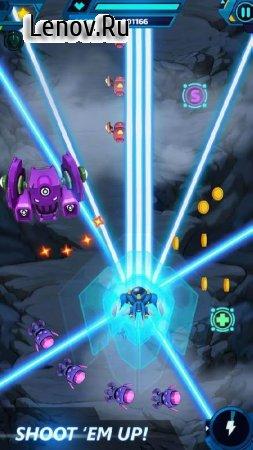 Galaxy Strike - Galaxy Shooter Space Shooting v 1.0.3 (1 Hit/God Mode & More)