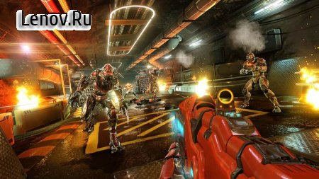 Shadowgun Legends v 0.6.1 build 6100040 Mod (Enemies in PVE Will not Attack)