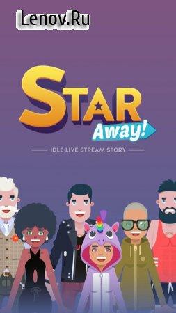 Star Away! - Idle Live Stream Story (обновлено v 1.0.18) Мод (Infinite Coin/Gem)