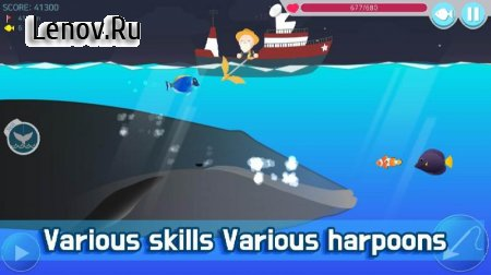 Fishing Adventure (обновлено v 1.7) Мод (Unlimited Money/Diamond)