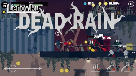 Dead Rain : New zombie virus v 1.5.95 Мод (Unconditionally upgrade items! No stars!)