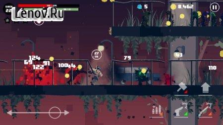 Dead Rain : New zombie virus v 1.5.7 Мод (Unconditionally upgrade items! No stars!)