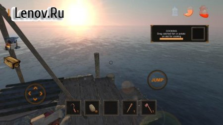 Raft Survival: Ultimate v 9.4.0 (Mod Money)