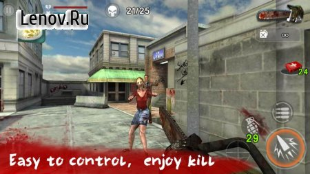 Doom City Zombie Killing v 1.27 (Mod Money)