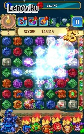 Montezuma Blitz v 2.2.18 Мод (Crystals/energy/unlocked all totems)
