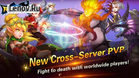 Fighting Elf v 2.36 Мод (Fast Win/One Hit/Unlimited Skill)