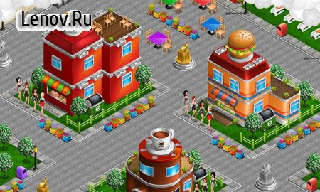 Cooking Yard Restaurant v 1.9 Мод (Unlimited Money)