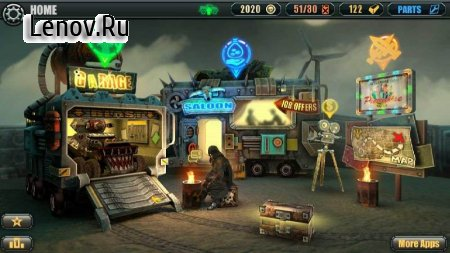 Dead Paradise: The Road Warrior v 1.5.1 (Mod Money)