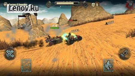 Dead Paradise: The Road Warrior v 1.7 b10713 (Mod Money)