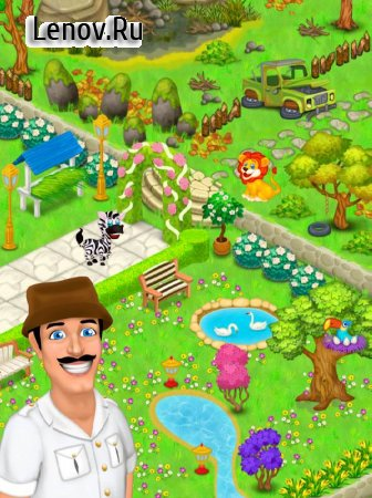 Zoo Rescue: Match 3 & Animals v 2.27.520at (Mod Money)