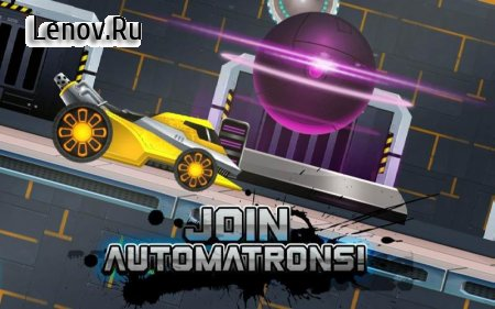 Automatrons: Shoot and Drive (обновлено v 3.15) (Mod Money)