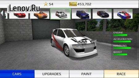 Rally Fury - Extreme Racing v 1.70 Мод (много денег)