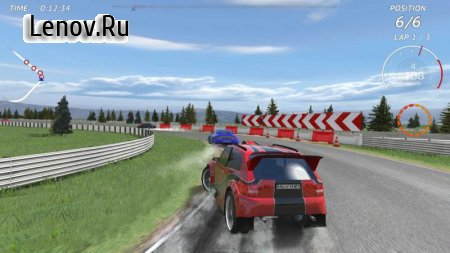 Rally Fury - Extreme Racing v 1.71 b304581 Мод (много денег)
