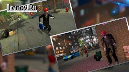 Killer Clown Vegas City Real Gangster v 1.0.1 (Mod Money)