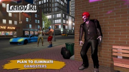 Killer Clown Vegas City Real Gangster v 1.0.1 (Mod Money)