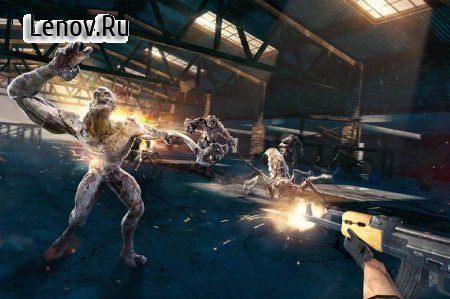 ZOMBIE Beyond Terror: FPS Shooting Game v 1.70 (Mod Money)