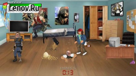 Extra Lives (Zombie Survival Sim) v 1.149 Мод (Unlocked)