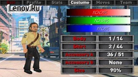 Extra Lives (Zombie Survival Sim) v 1.100 Мод (Unlocked)