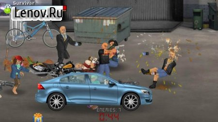 Extra Lives (Zombie Survival Sim) v 1.110 Мод (Unlocked)