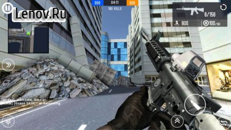 Co. Strike Team 2 v 1 Мод (Unlimited Money/Ammo/No Reload)