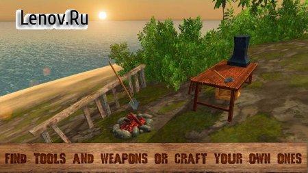 Pirate Island Survival 3D v 1.9.0 (Mod Money)