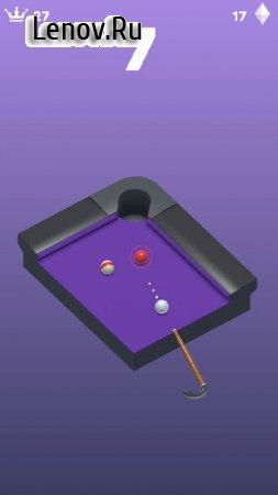 Pocket Pool (обновлено v 1.0.1) (Mod Gems)