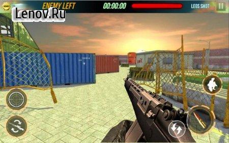Frontline Combat Sniper Strike v 1.0 (Mod Money)
