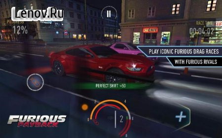 Furious Payback Racing v 4.5 (Mod Money)