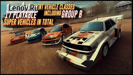 Rally Racer EVO ® v 1.2 (Mod Money)