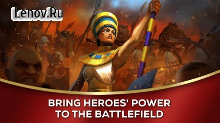 Rise of Valor v 1.1.1.3365 Мод (Unlimited Golds/Ore/Resources)