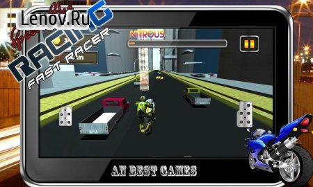 Speed Bike Racing: Fast Racer v 1.5 (Mod Money)