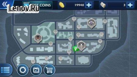 Vegas City Ganster v 1.0.0 Мод (Free Shopping)