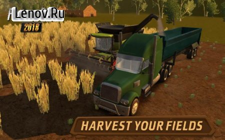 Farmer Sim 2018 (обновлено v 1.8.0) (Mod Money)