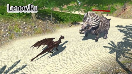 Dragon Simulator 2018: Epic 3D Clan Simulator Game v 1.0 (Mod XP)