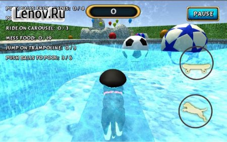 Dog Simulator Puppy Craft v 1.0.25 (Mod Money)