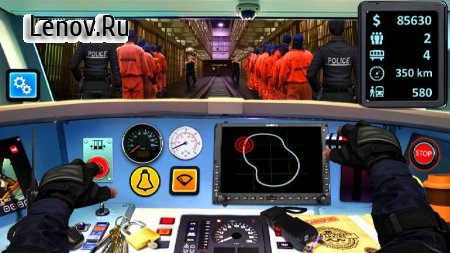 Prisoners Train Simulator: Transport to jail v 1.0.2 (Mod Money)