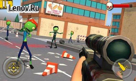 Halloween Sniper : Scary Zombies v 1.9.4 (Mod Money)