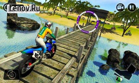 Beach Water Surfer Bike Racing v 1.0 Мод (много денег)