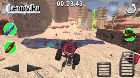 Offroad Wipeout v 1.2.4 (Mod Money)