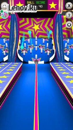 Skee-Ball Plus v 1.04 Мод (Unlocked)