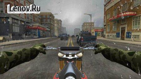 Motorcycle Rider (обновлено v 1.7.3125) Мод (Unlimited money/gems/life/key)