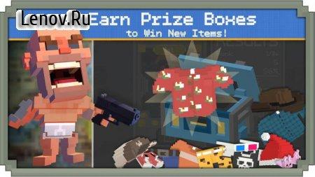 Guns Royale - Multiplayer Blocky Battle Royale (обновлено v 1.08) (Mod Money)