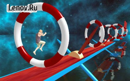 Stuntman Water Run (обновлено v 1.1.5) (Mod Money)