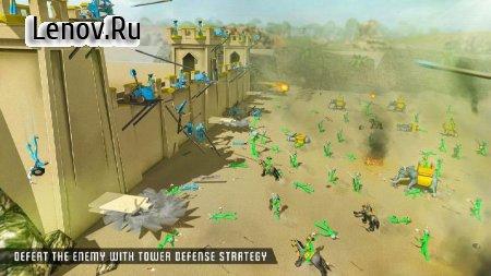 Stickman Castle Defense v 1.0.2 (Mod Money)