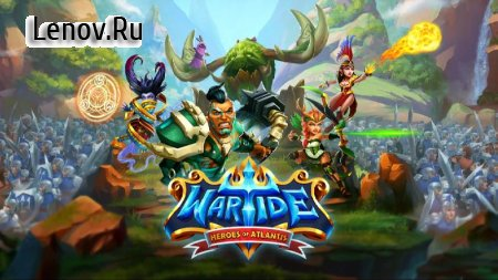 Wartide v 1.14.07 Мод (Unlimited Mana/No Skill CD)