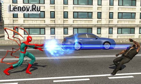 Mutant Spider Hero v 1.1 (Mod Money)